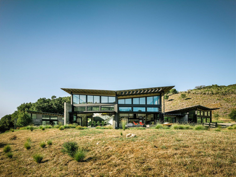 Butterfly House by Feldman Architecture