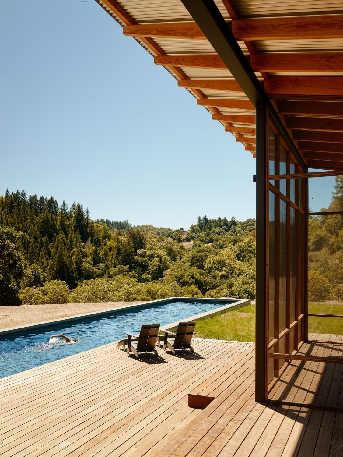 Camp Baird – Off-Grid Retreat by Malcolm Davis Architecture