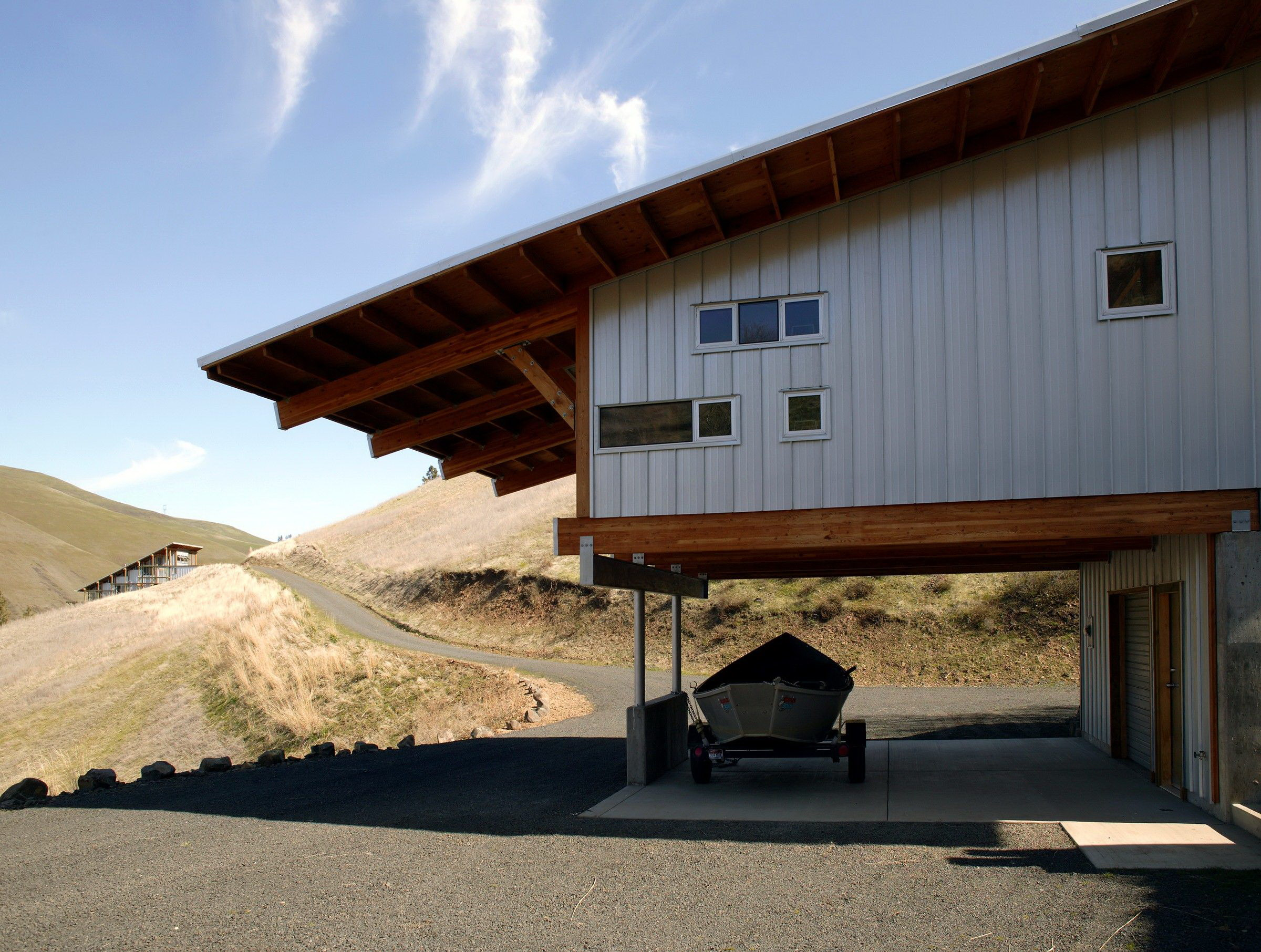 Canyon House by Paul Hirzel