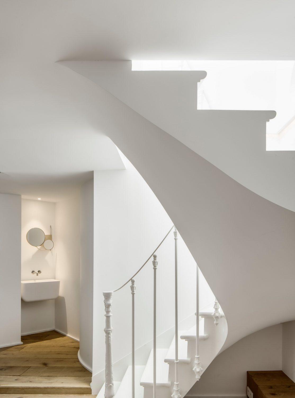 CAP – Old Photo Studio in Paris Converted into Two Prestigious Duplexes