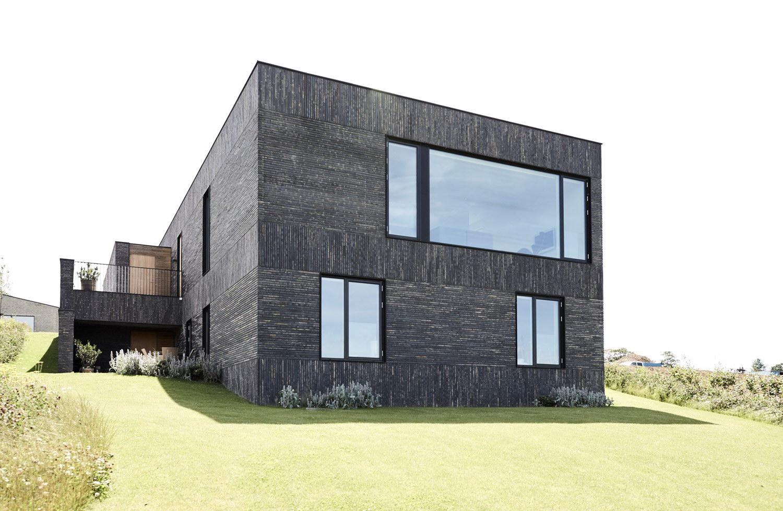 Casa Beretzen by Christoffersen & Weiling Architects