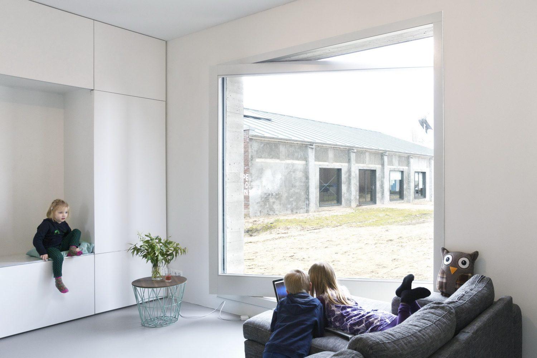 Deventer House | Concrete House by Studio MAKS