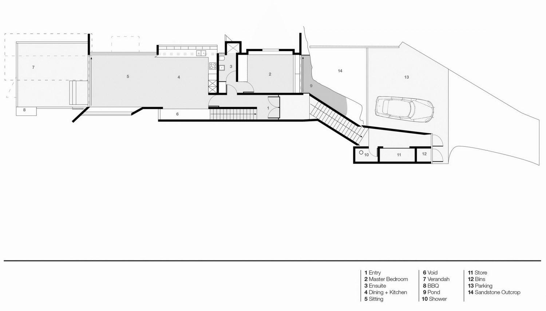 Donaldson House by Glenn Murcutt