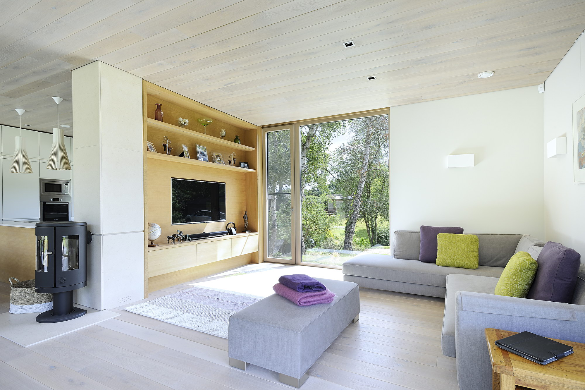Forest Lodge – Mobile Dwelling by PAD studio