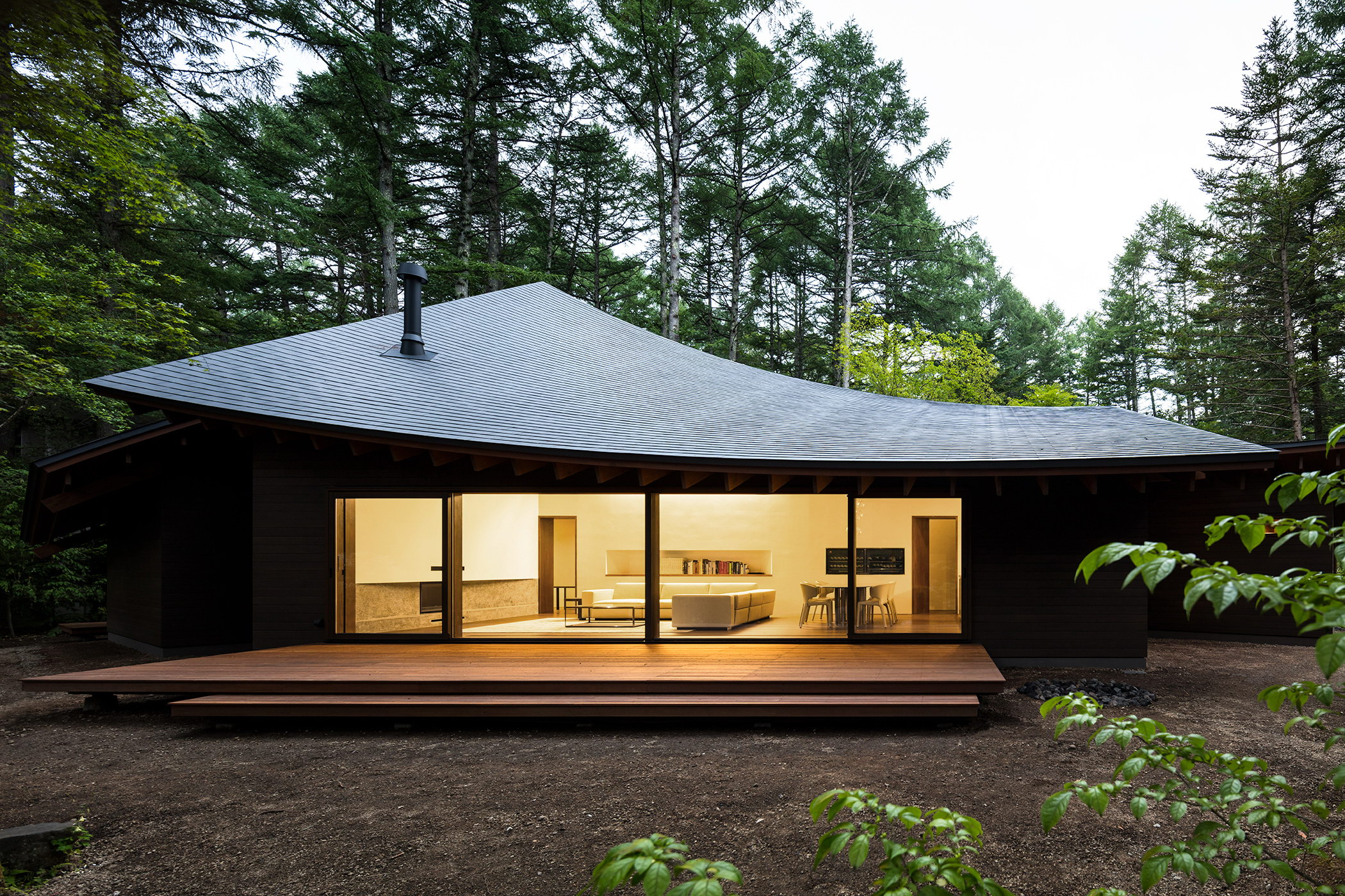 Four Leaves Villa – Weekend Villa in Karuizawa