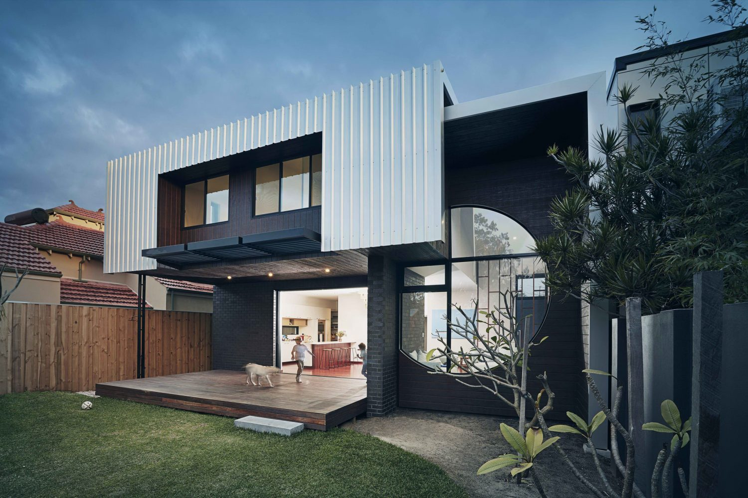 Hawkstone House by Steelehouse Architecture