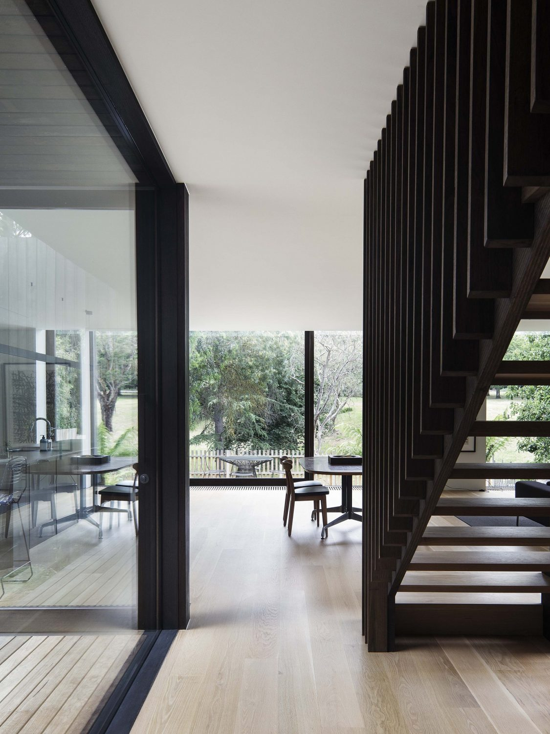 House A – Indoor-Outdoor Connection by Walter&Walter