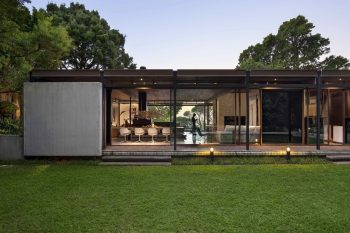 Invermark House - Modernist Home Renovation by SAOTA
