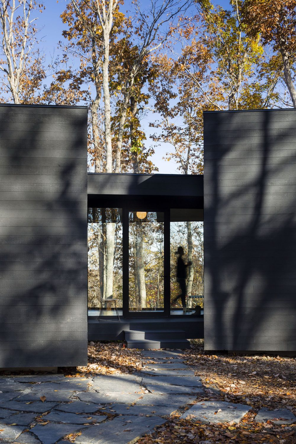James River House | Black Country Home by ARCHITECTUREFIRM