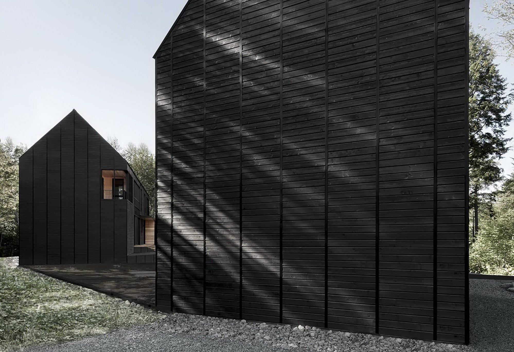 Les Marais – The Wetlands by Alain Carle Architecte