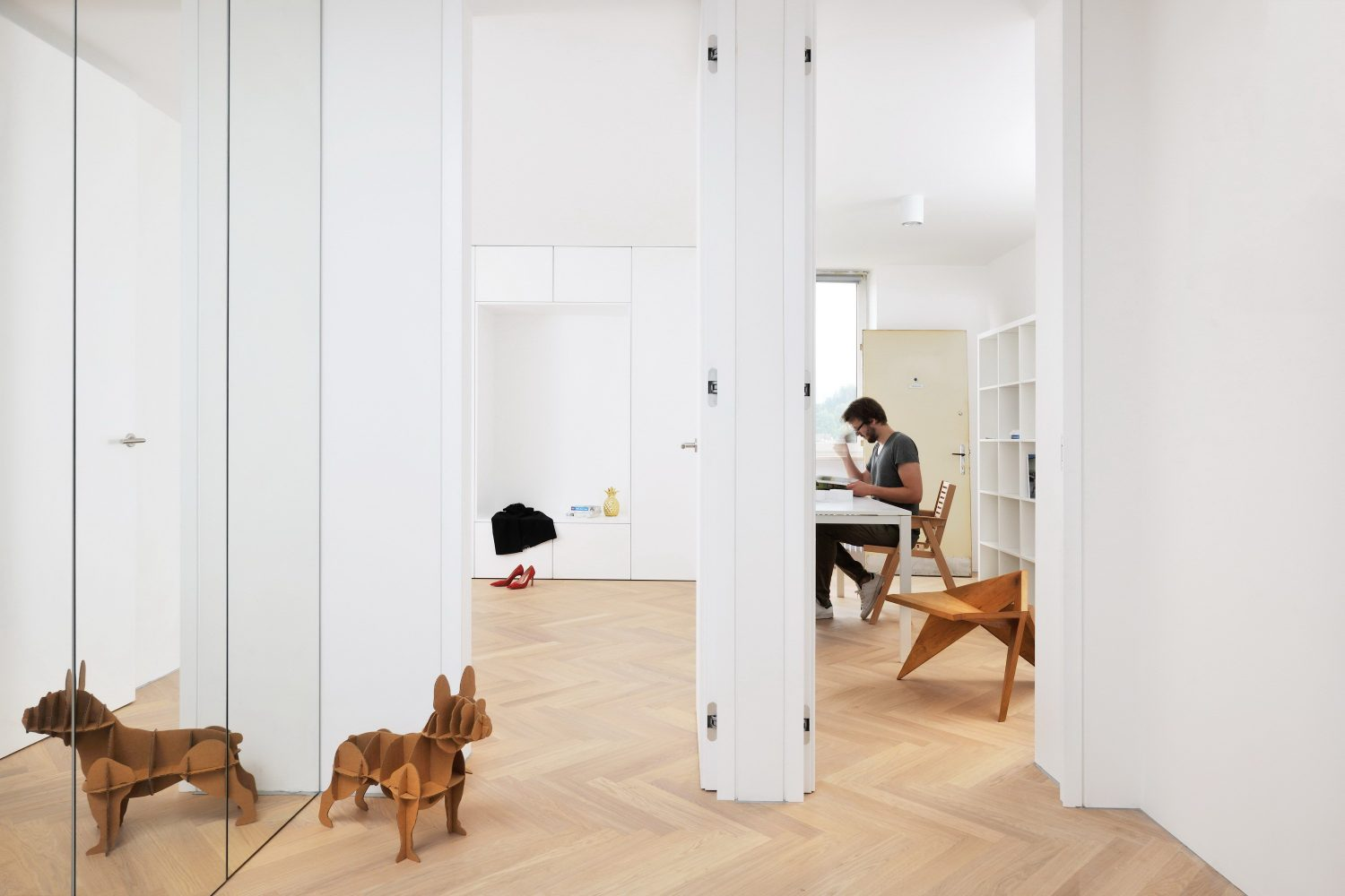Life After Madrid – Refurbishment of a Small Apartment by Arhitektura d.o.o.