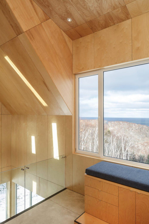 Rabbit Snare Gorge Cabin in Nova Scotia