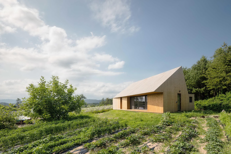 Shear House – Rural Cabin by stpmj