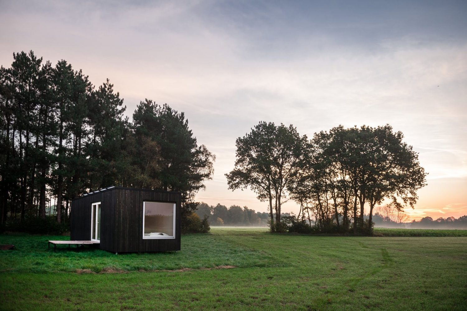 Slow Cabins – Off-Grid Cabins by Xavier Leclair