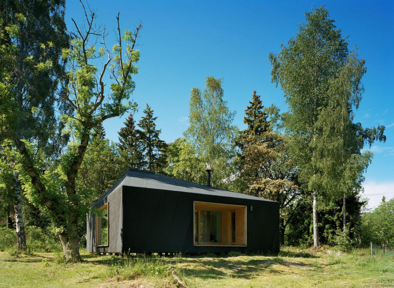 Summerhouse Söderöra by Tham & Videgård Arkitekter