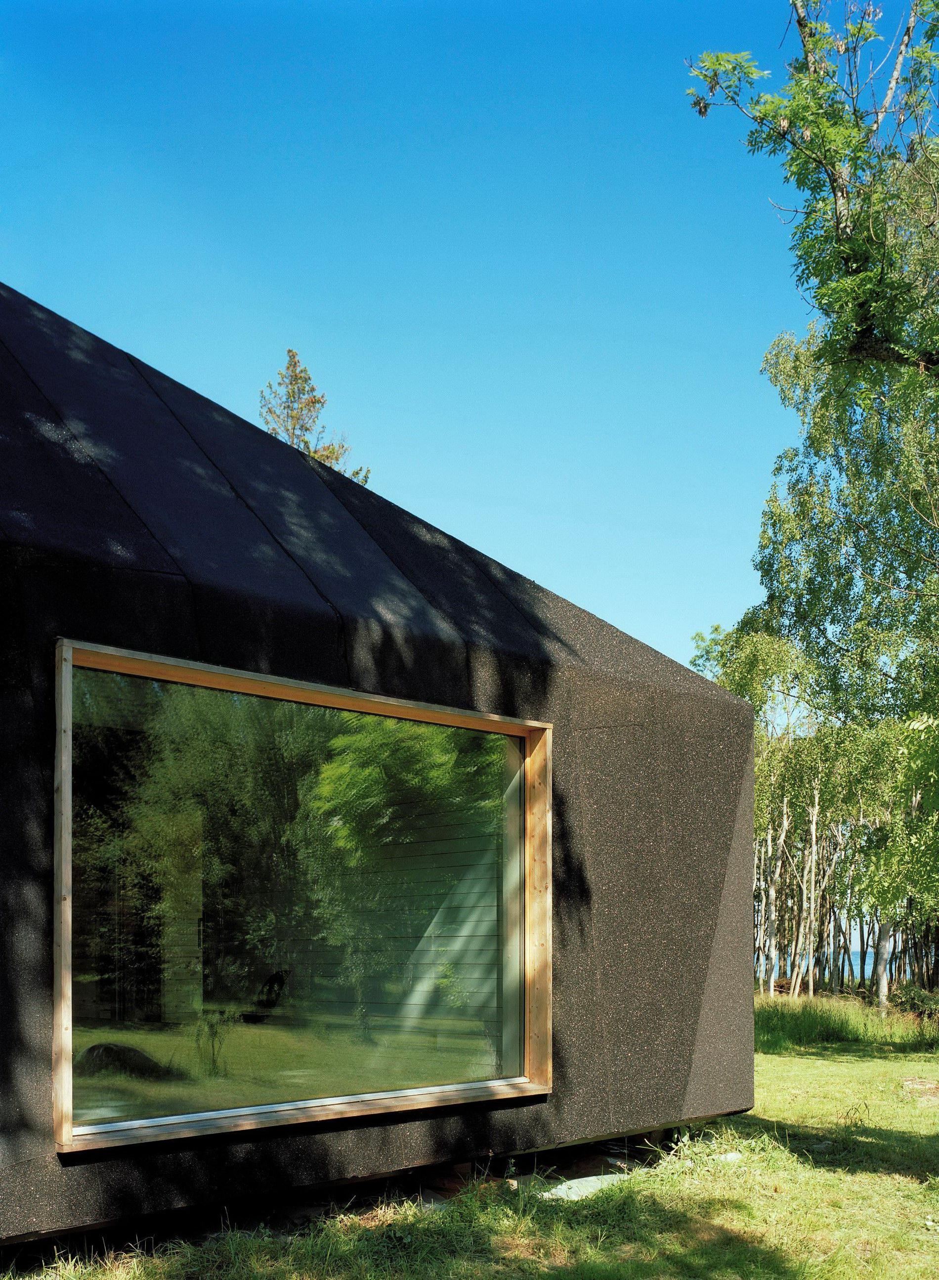 Summerhouse S 246 Der 246 Ra By Tham Amp Videg 229 Rd Arkitekter