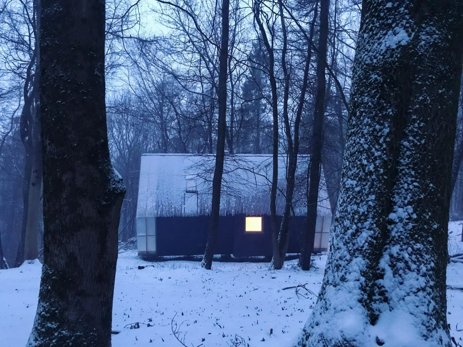 Trailer – Low-Cost Micro Home by Invisible Studio
