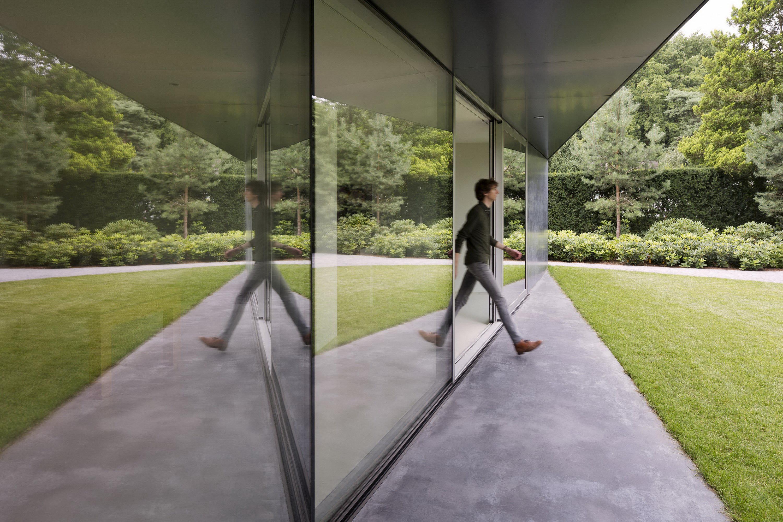 Villa X by Barcode Architects