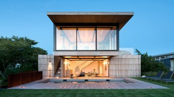 Atlantic House by Bates Masi + Architects