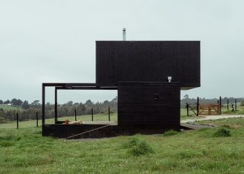 BL II House | Hammer Cabin by UMWELT