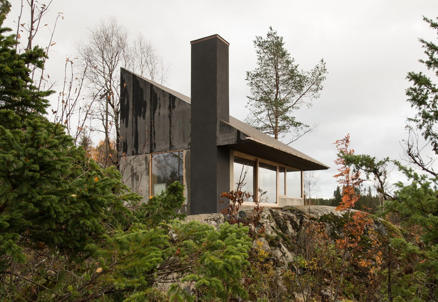 Cabin Rones by Sanden+Hodnekvam Architects