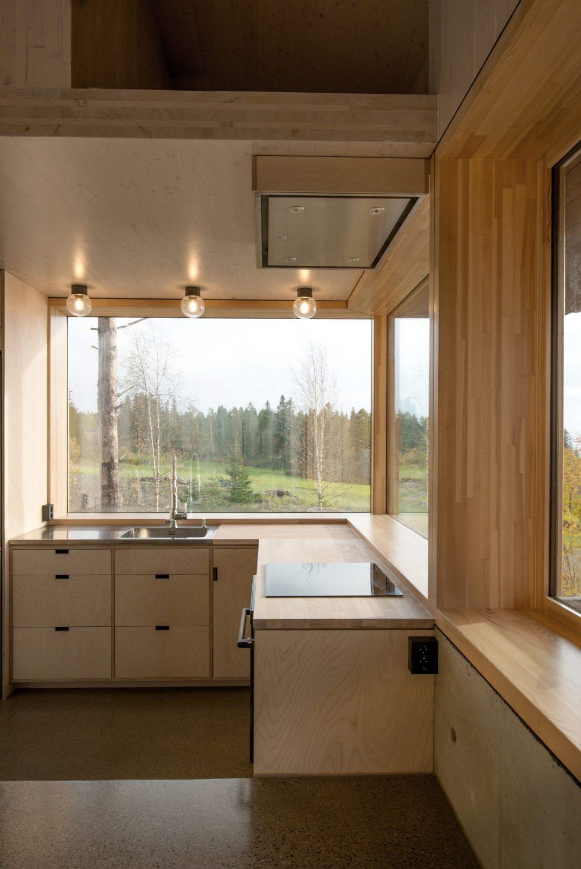 Cabin Rones by Sanden+Hodnekvam Architects