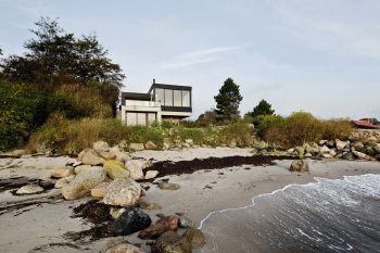 Casa Spodsbjerg by Christoffersen & Weiling Architects