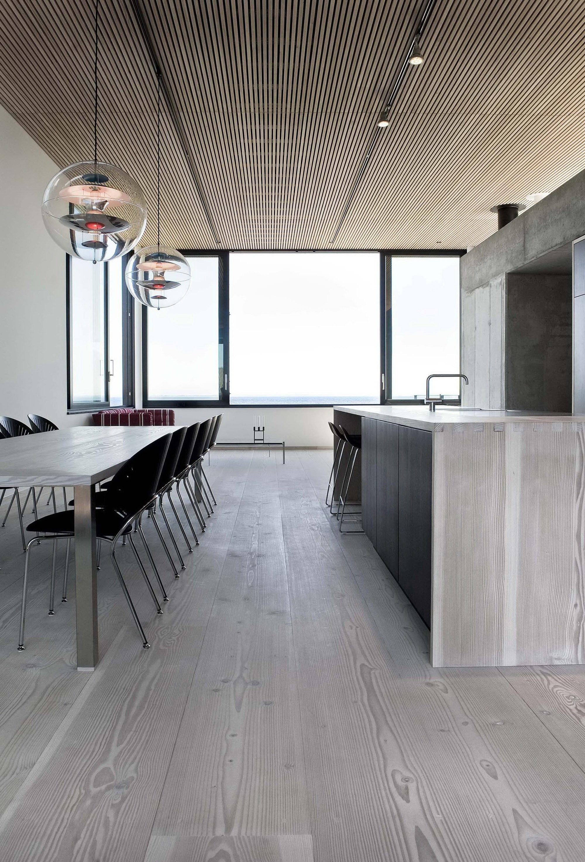Casa Spodsbjerg by Christoffersen & Weiling Architects
