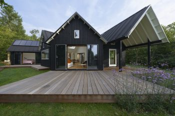 Danish Village House by Powerhouse Company
