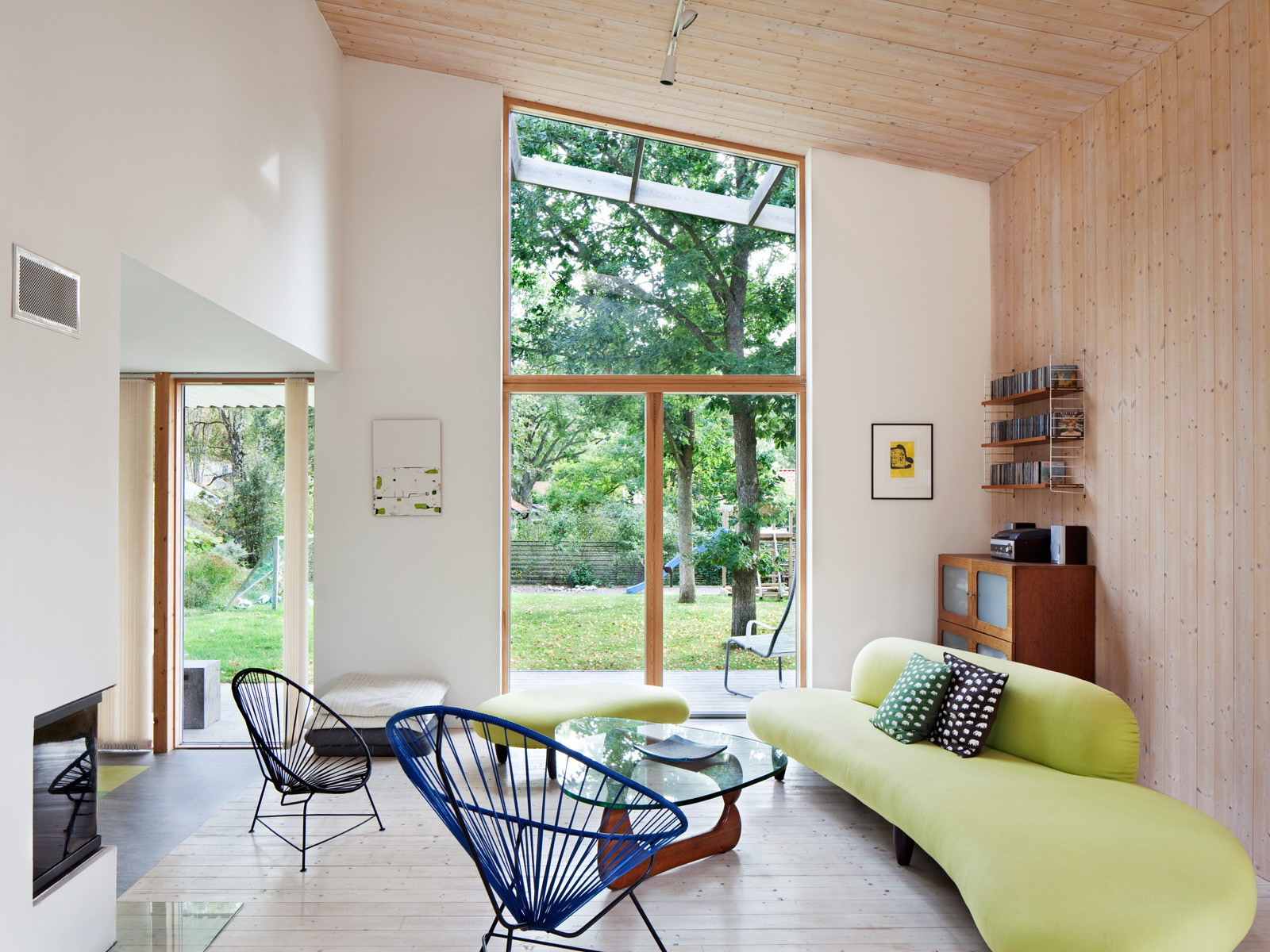 Green Bean – Wooden House by Arctic Studio