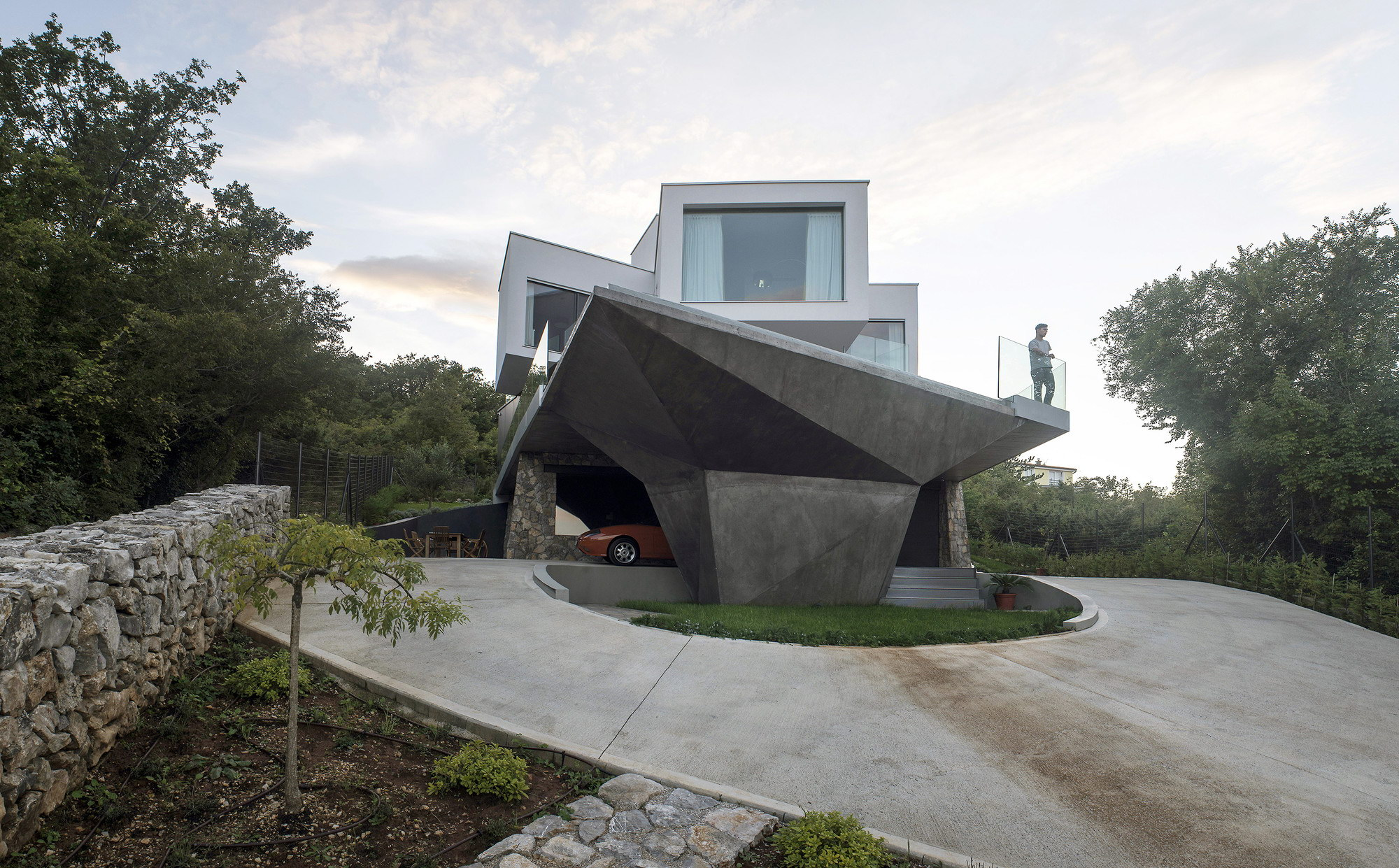 Gumno House by Turato Architects