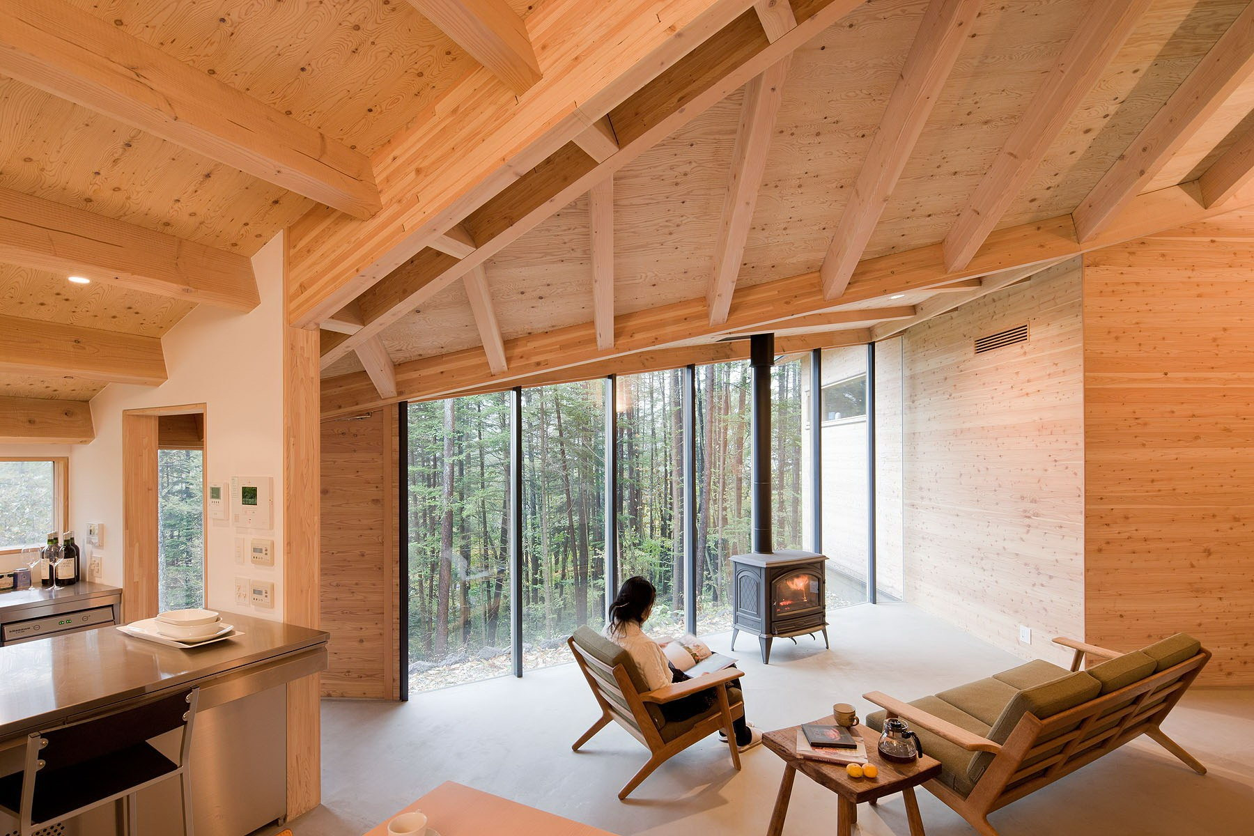 InBetween House by Koji Tsutsui Architect and Associates