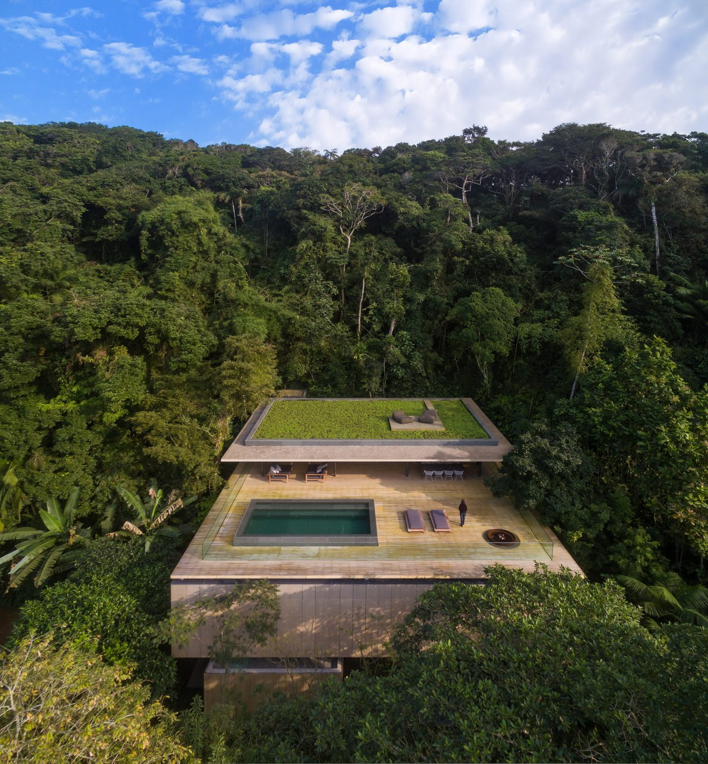 Jungle House by Studio MK27