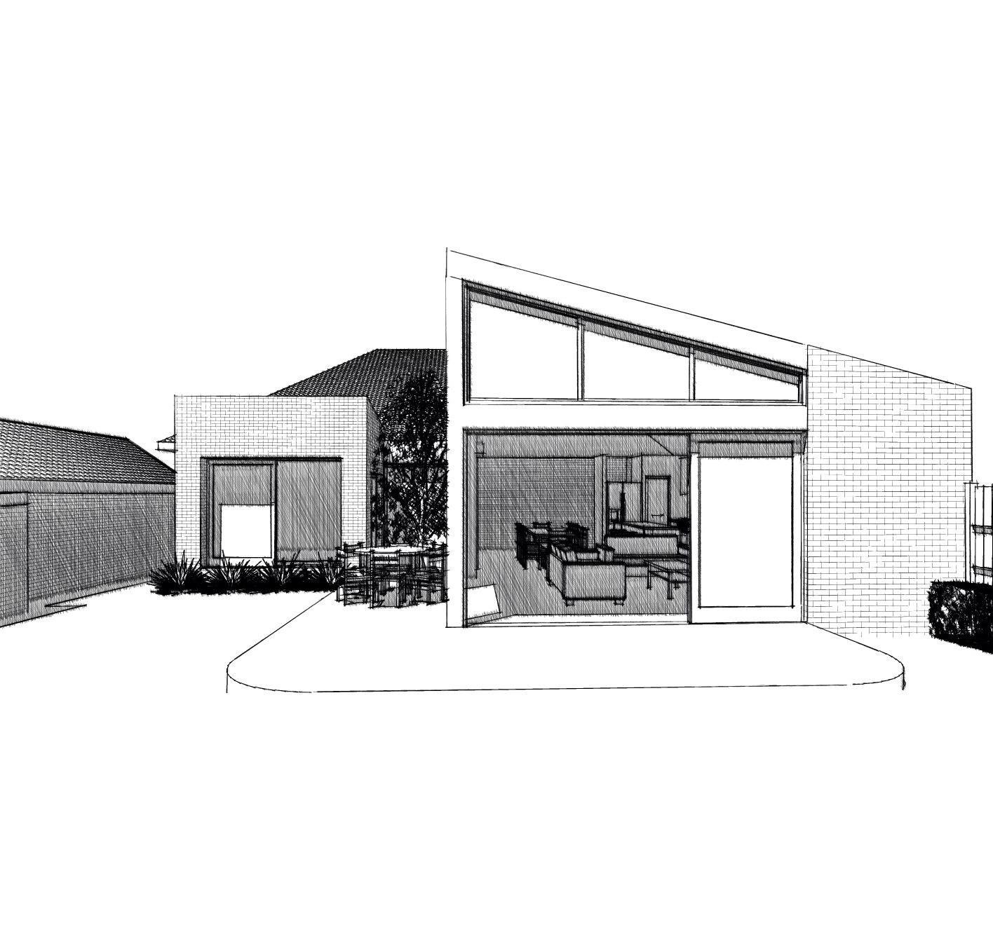 Lake Wendouree House by Porter Architects