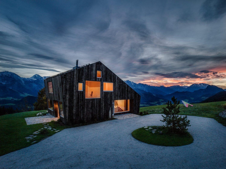 Leierhof – House in the Alps by Maximilian Eisenköck Architecture