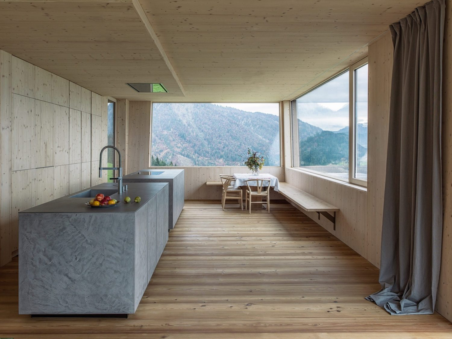 Leierhof – House in the Alps by Maximilian Eisenköck Architecture