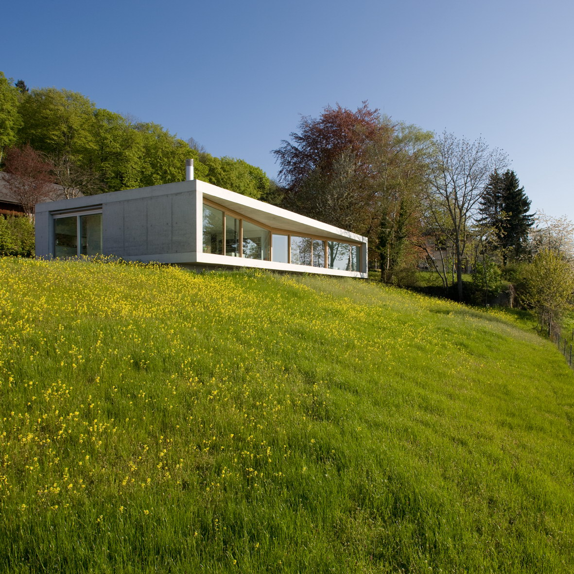 Maison Gauthier House by bauzeit architekten