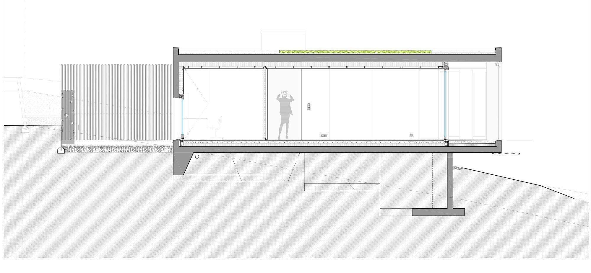 Maison Gauthier House by bauzeit architekten