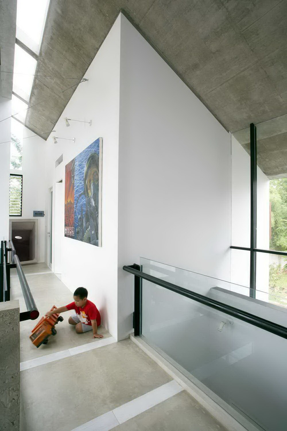 Playhouse by Aboday Architects