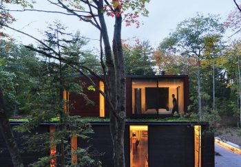 Pleated House by Johnsen Schmaling Architects