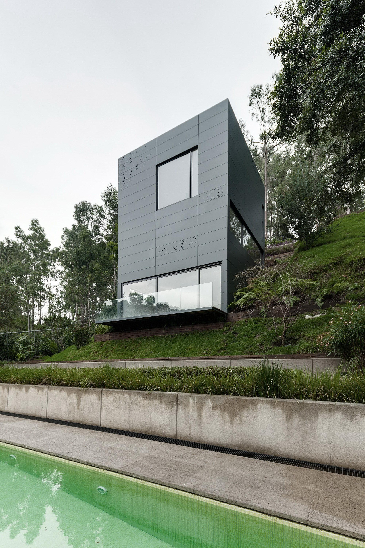 Casa Alta by AS/D Asociacion de Diseño
