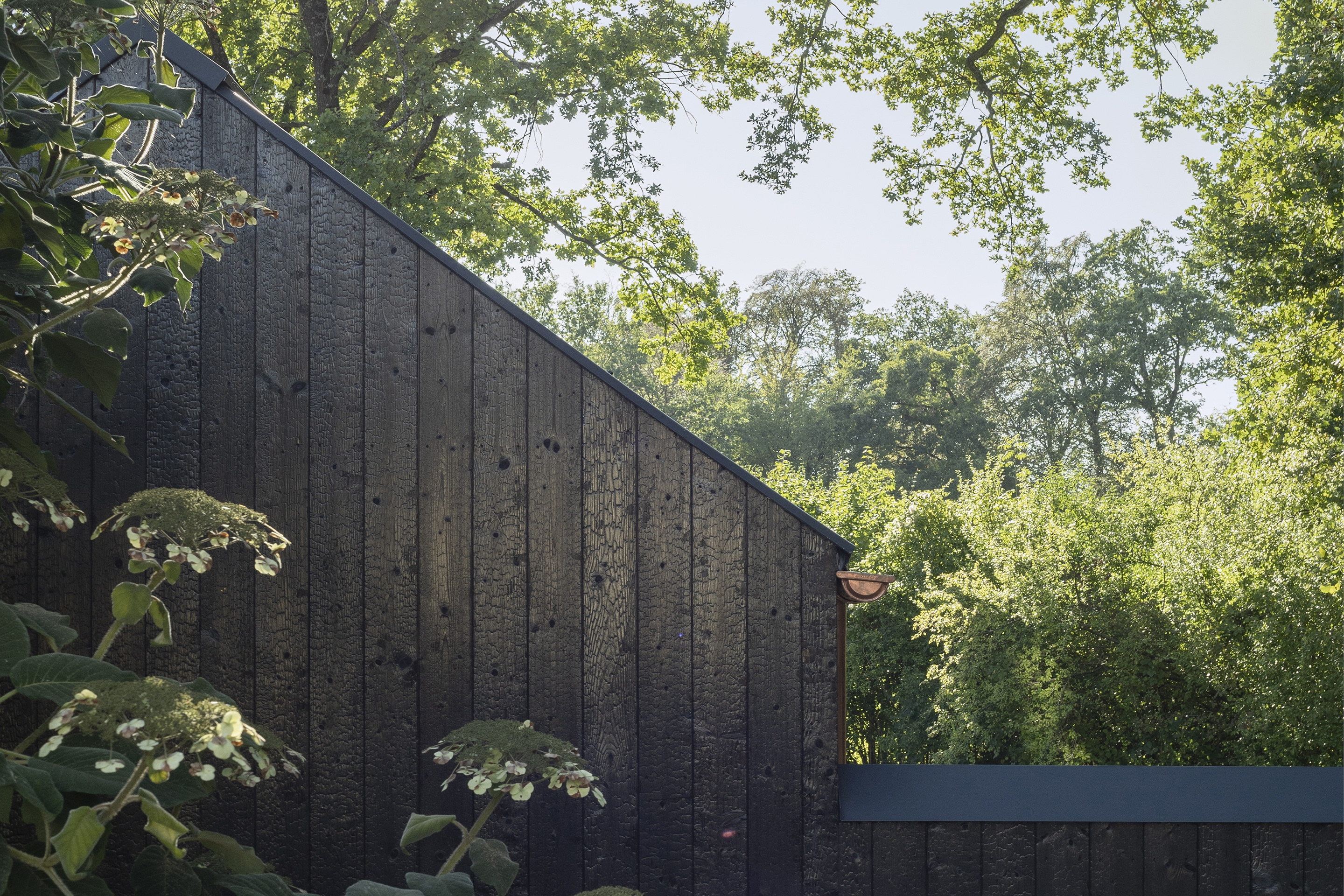 The Black House – Modular House by Buero Wagner