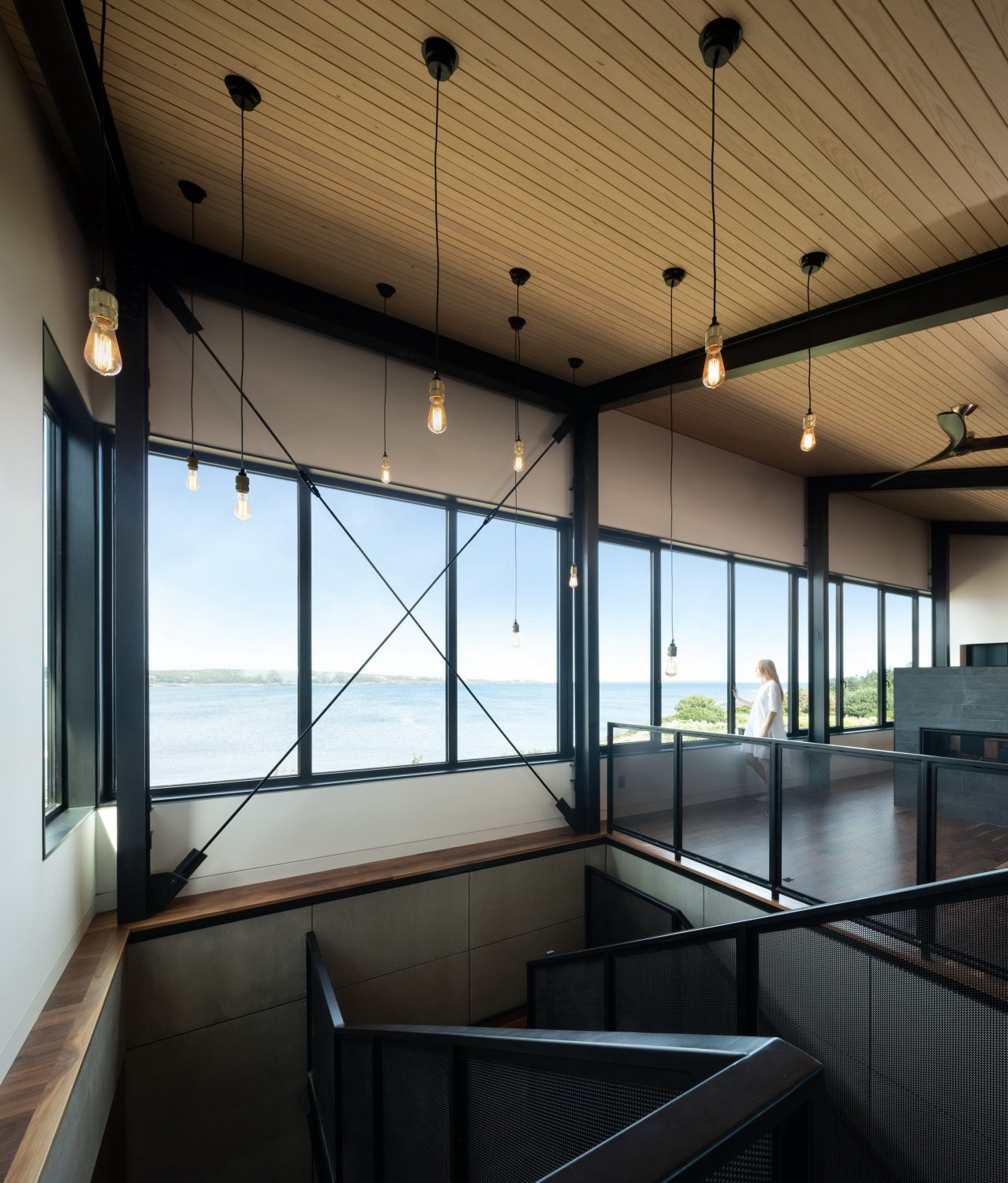 Treow Brycg House – Fortress-Like Home by Omar Gandhi Architect