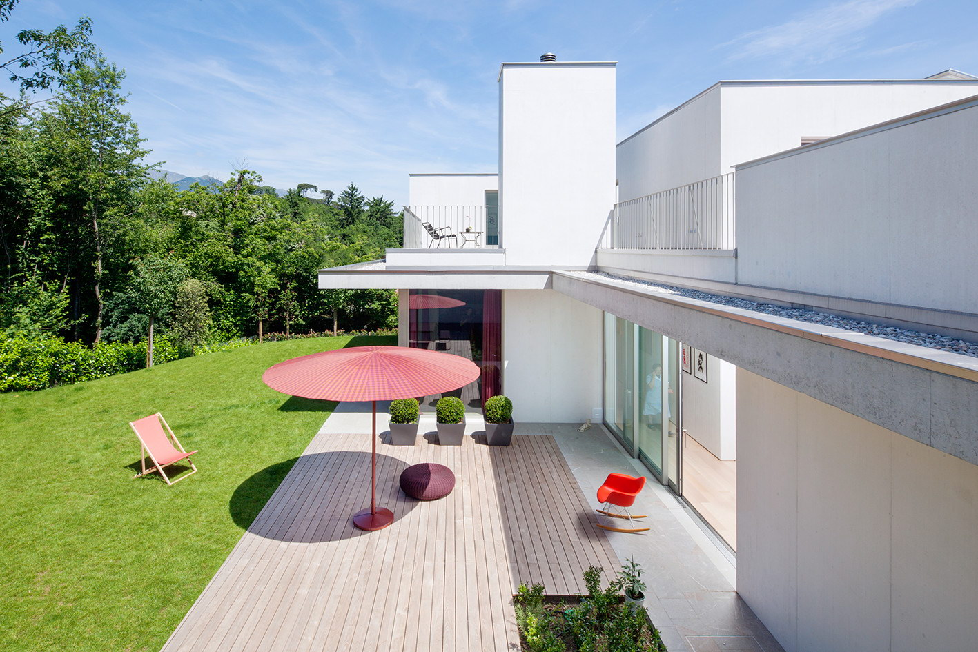 Villa G – Family House in Lugano by SCAPE