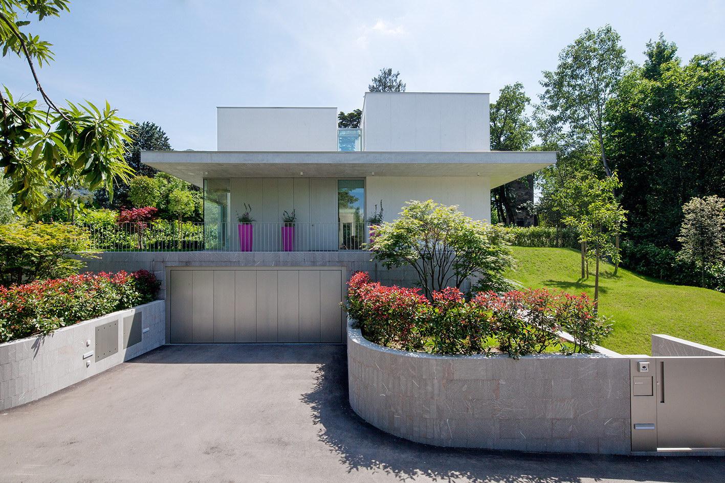 Villa G – Family House in Lugano by SCAPE