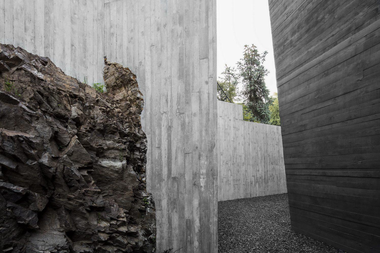 Villa Montagnola by Attilio Panzeri & Partners