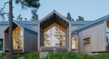 Villa Sunnanö – Swedish Villa by Murman Arkitekter
