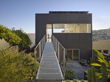 20th St. by Mork-Ulnes Architects
