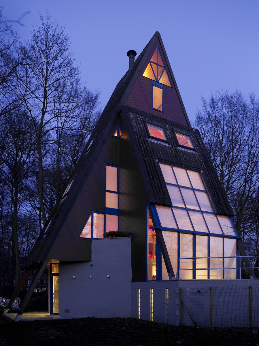 A-Frame House VVDB by dmvA