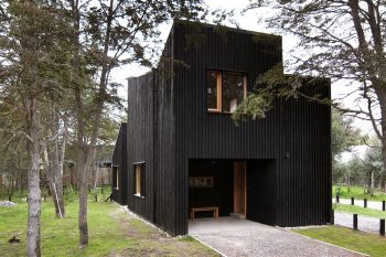 CLF Houses by Estudio BaBO